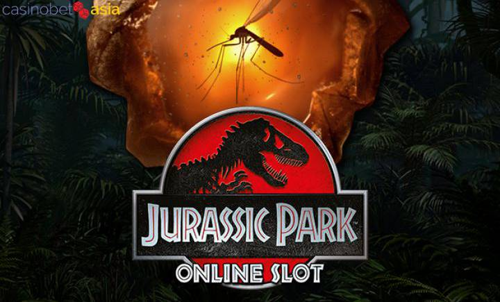 Jurassic Park from Microgaming